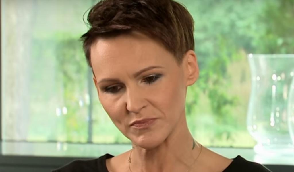 Agnieszka Chylińska popłakała się jak dziecko. Wszystko nagrała kamera