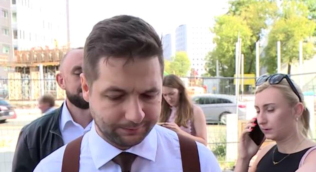 Patryk Jaki obiecuje nową dzielnicę Warszawy. Internet śmieje się do łez