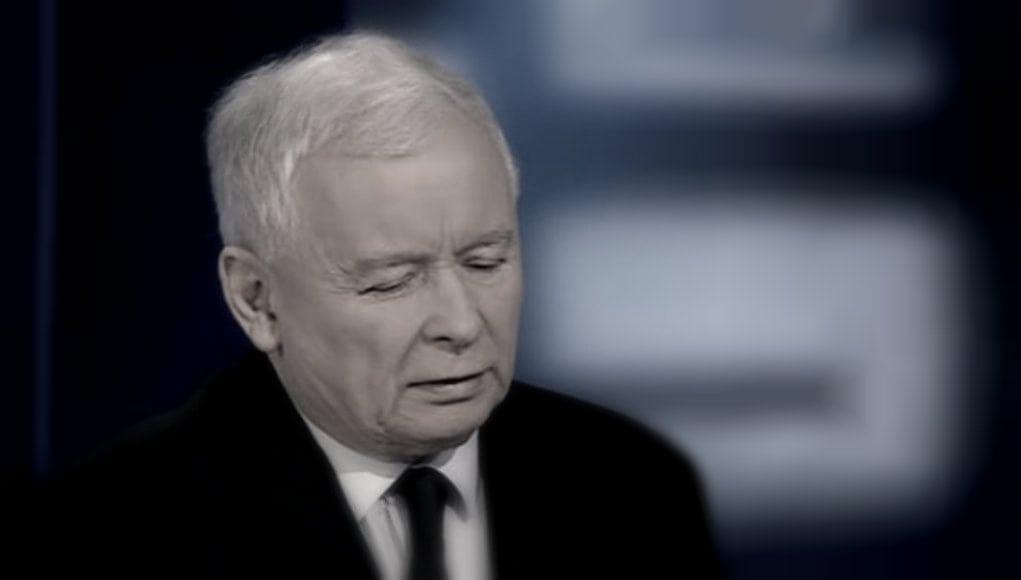 Kuriozalna diagnoza Kaczyńskiego. Wiecie co to ojkofobia?