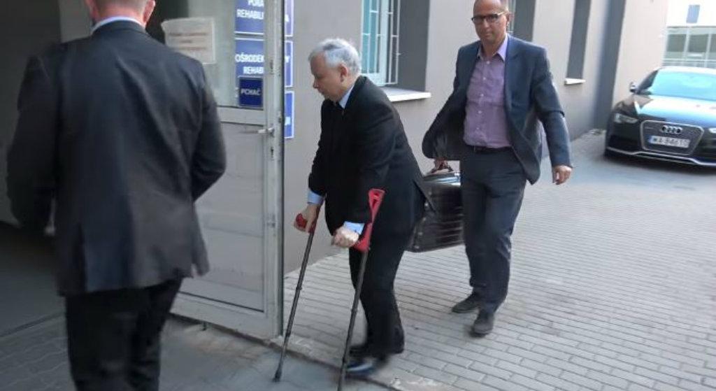 Chora na raka b. posłanka PiS radzi Kaczyńskiemu. To powinno uśmierzyć jego cierpienie