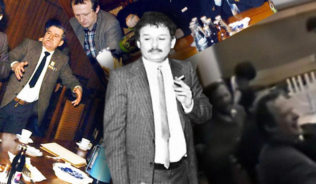 Czy Kaczyński pił w Magdalence razem z innymi? Mamy zdjęcia, które rozwiewają wątpliwości