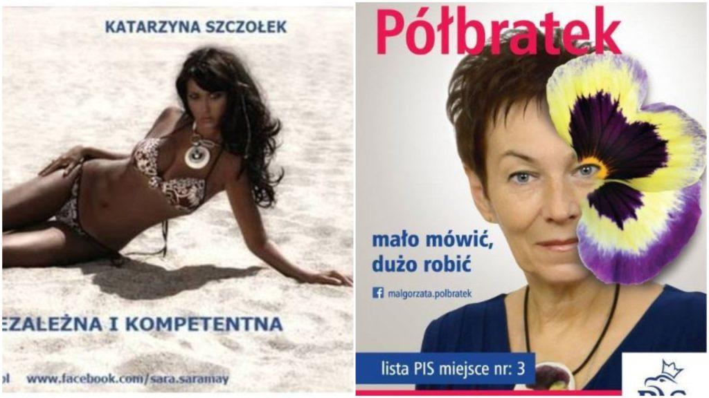 Wybory Samorządowe Plakaty Wyborcze Tak Złe że Bawią Do