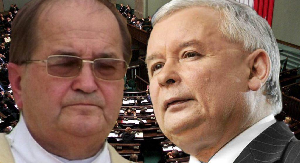 Kaczyński wypowiedział wojnę Rydzykowi! Bezlitośnie zniszczył jego człowieka w partii