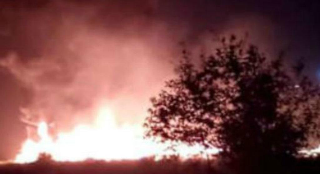 Samolot rozbił się w popularnym kurorcie! Na pokładzie 170 osób