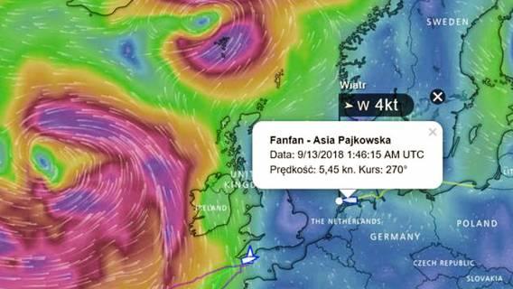 Wielki huragan zmierza wprost na Polskę. To będzie kataklizm, a ona jest sama