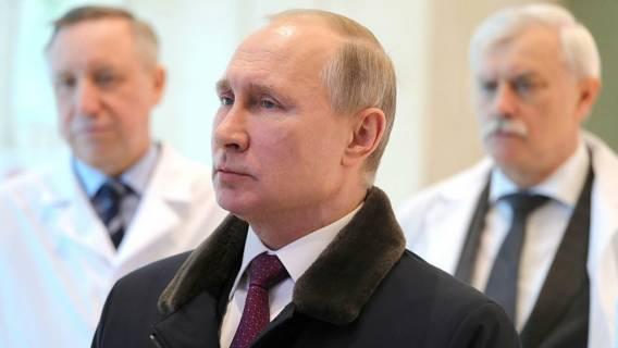 Wybór Putina na prezydenta był ustawiony! Ujawniono tajne stenogramy