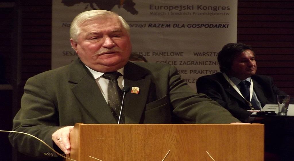 Co się stało? Wałęsa szczerze przyznał rację Kaczyńskiemu