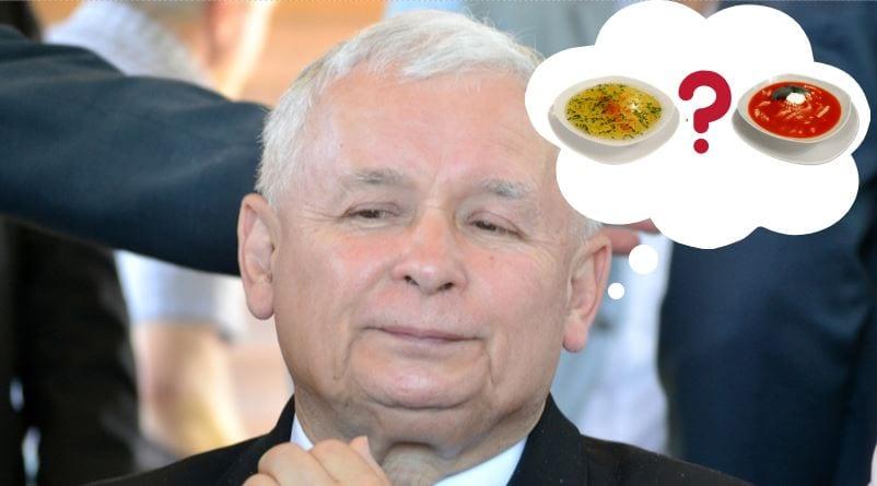 Co na obiad je prezes Kaczyński? Ulubione dania światowych przywódców
