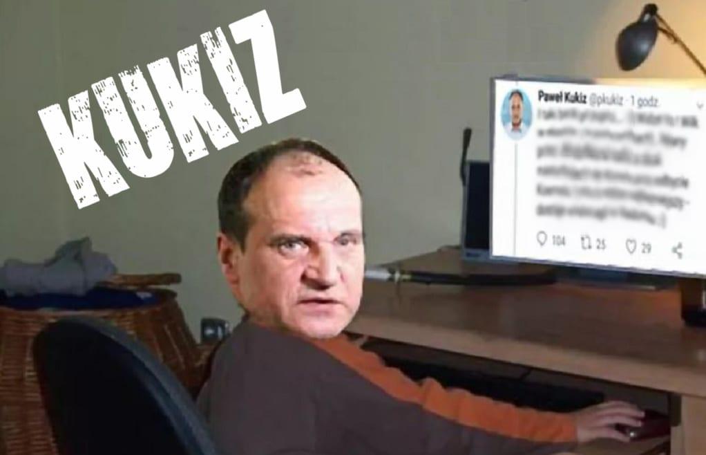 Kukiz Twitter