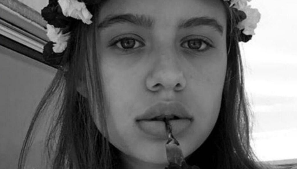 Ojciec Oliwii Bieniuk pokazał jej stare zdjęcia z Przybylską. Wzruszające