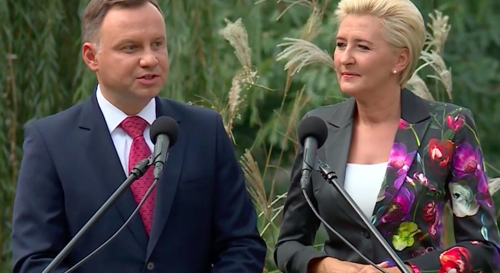 Agata Duda będzie wściekła! Prezydent ujawnił CAŁĄ PRAWDĘ o ich małżeństwie