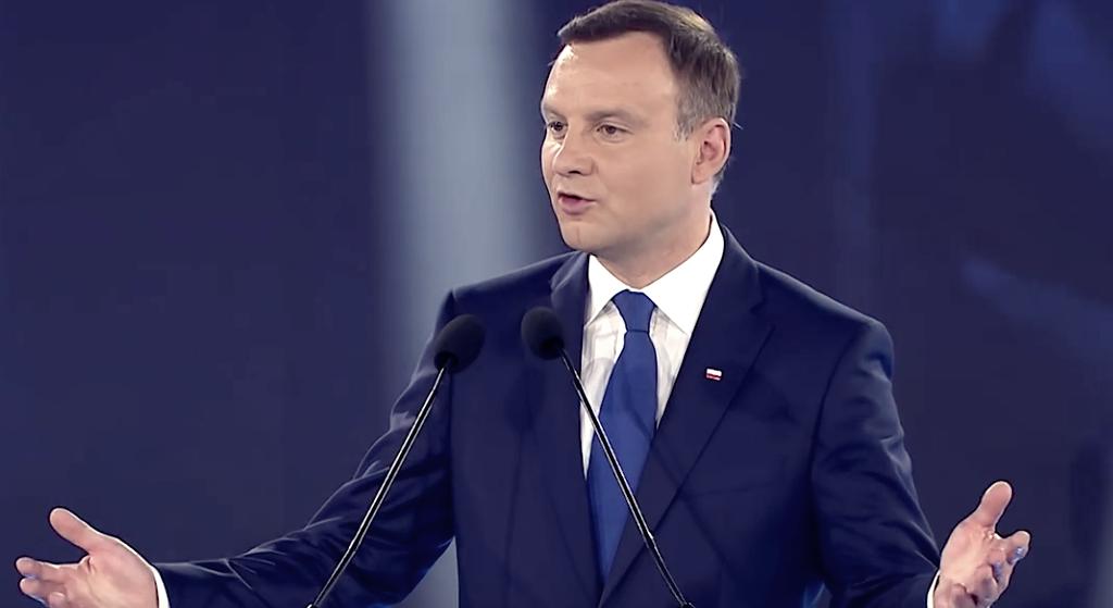 Andrzej Duda wygłosił słowa, które go pogrążą. Tysiące wyjdą na ulice