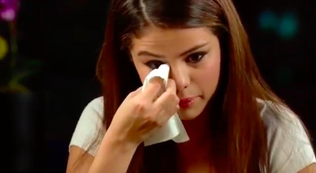 Selena Gomez rozpaczliwie błagała o pomoc, ale jej nie otrzymała. Dramat