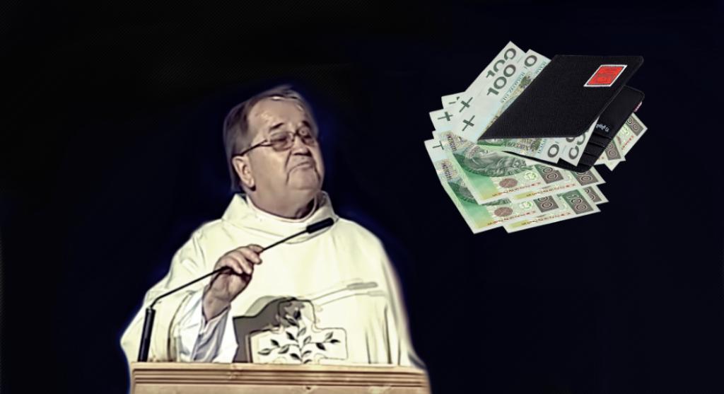 Wiemy, ile ojciec Rydzyk dostał od ministerstw! Kwota przyprawia o zawrót głowy