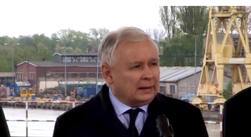 Czy on myśli, co mówi? Kaczyński skompromitował się na spotkaniu z wyborcami