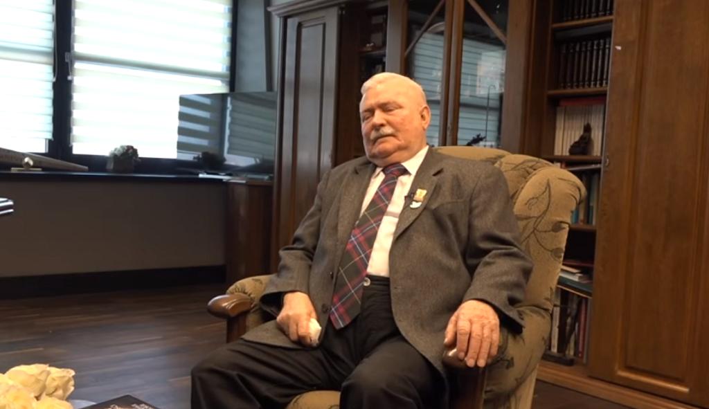 Za co i kiedy Lech Wałęsa dostał Nobla?