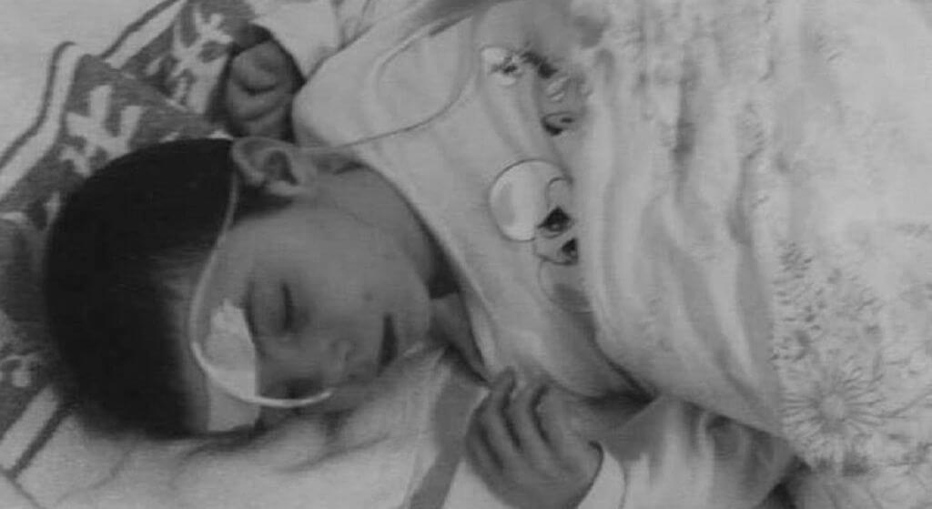 Ciotka katowała ją i wyrywała jej włoski. 4-latka po śmierci taty znalazła się w piekle