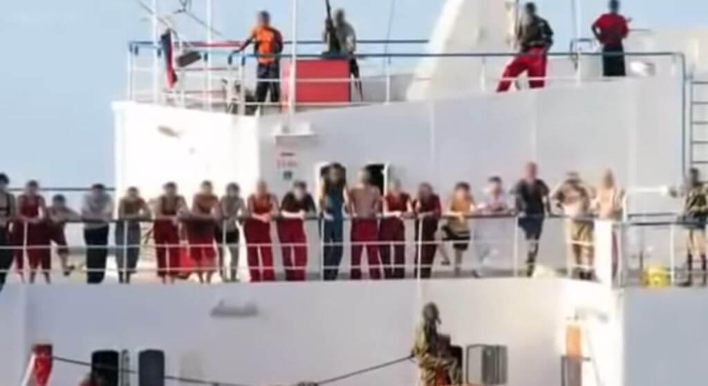 Polacy zostali porwani przez piratów! Prawdziwy dramat na wybrzeżu