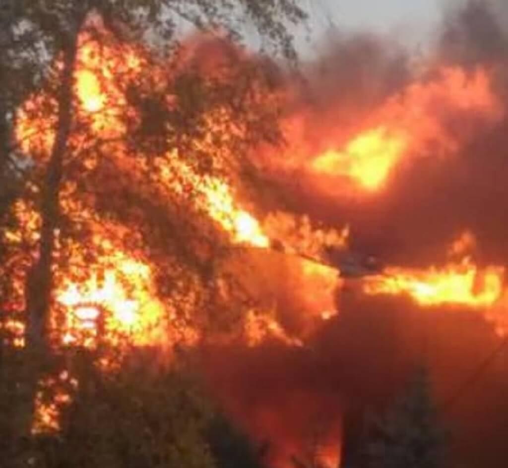 Ogromna eksplozja pod Warszawą. Są ofiary