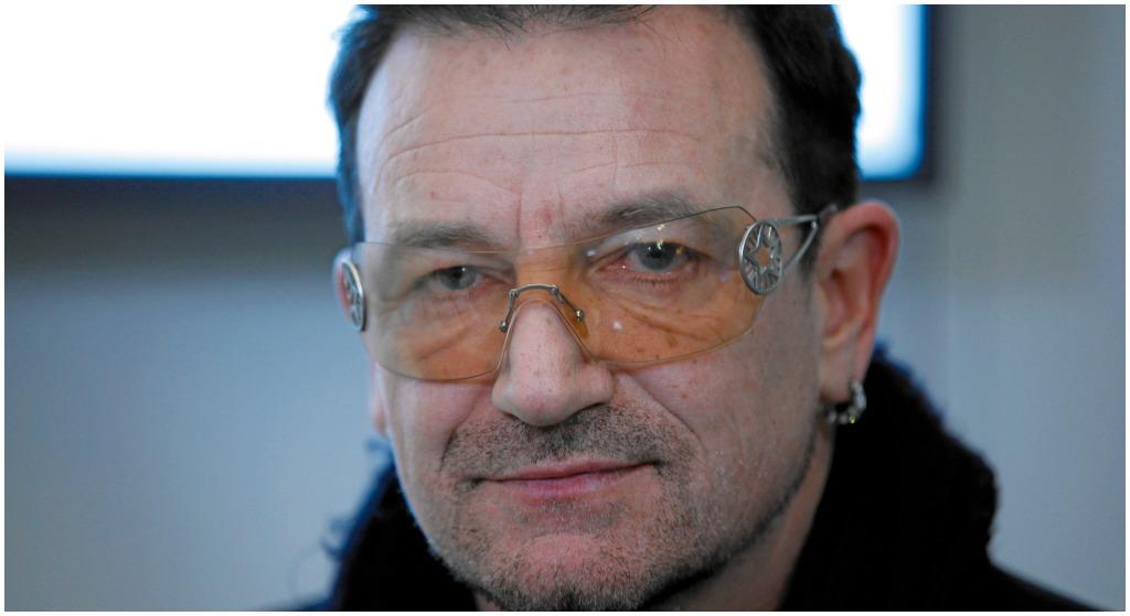 Bono z U2 na wspólnym zdjęciu z Tuskiem! Niezwykłe, Kaczyński się wścieknie
