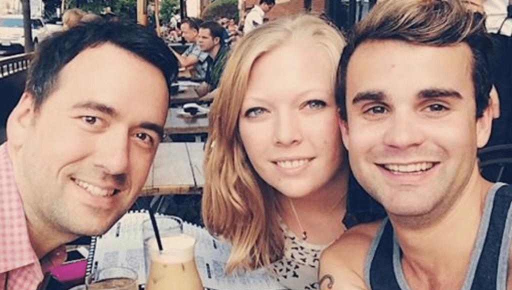 Jej chłopak ma męża, cała trójka jest w wielkim związku. To co planują, wywołało furię ludzi