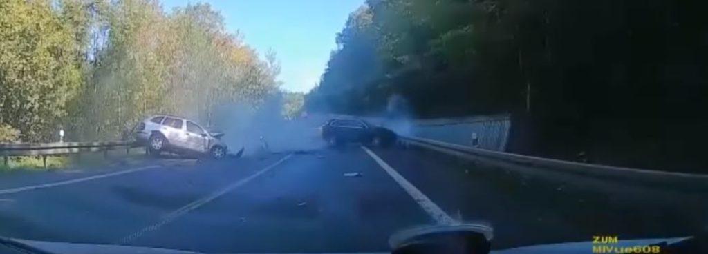 Zwrot ws. wypadku Polaków na Słowacji. Jeden z kierowców to znany dziennikarz!
