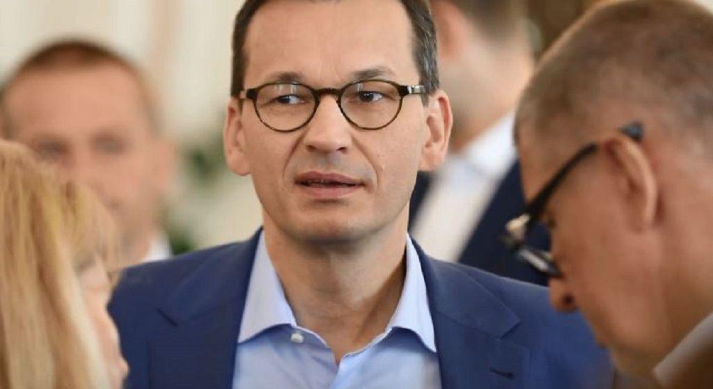 Morawiecki wreszcie komentuje taśmy. Burza po słowach premiera