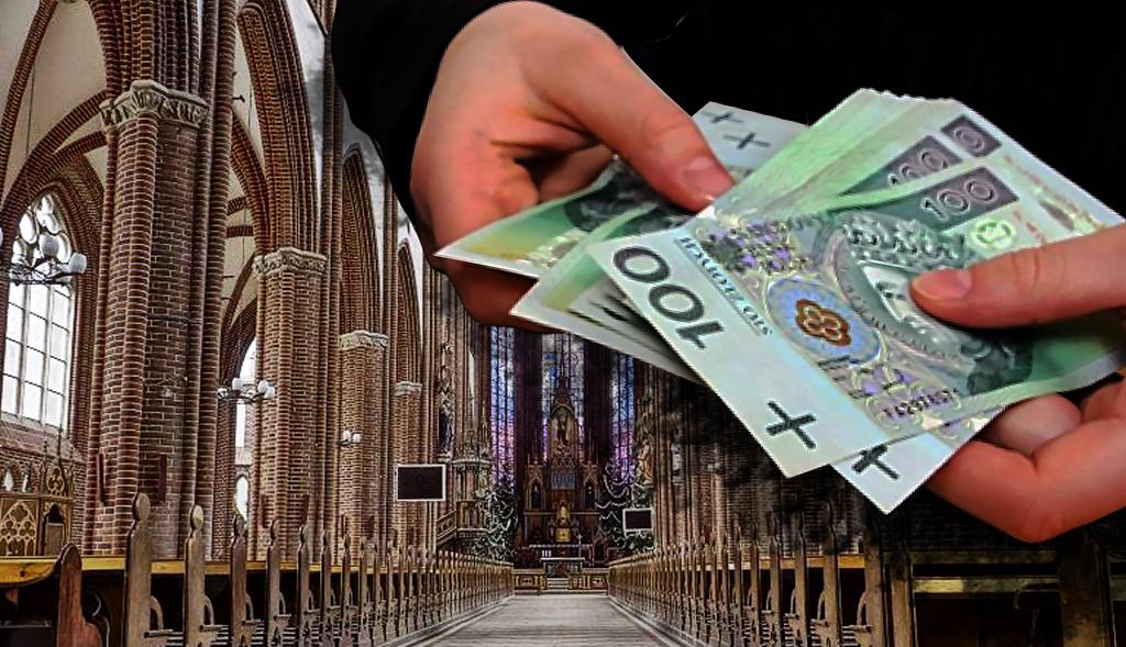 Wreszcie wszystko wiadomo! Ujawniono dokładne zarobki polskich księży i... bardzo się zdziwicie