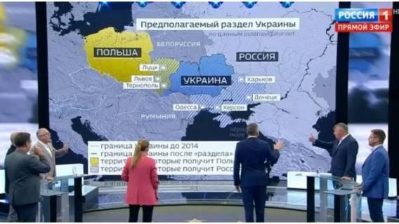 Rosyjska propaganda jest już obleśna. Przeszli samych siebie