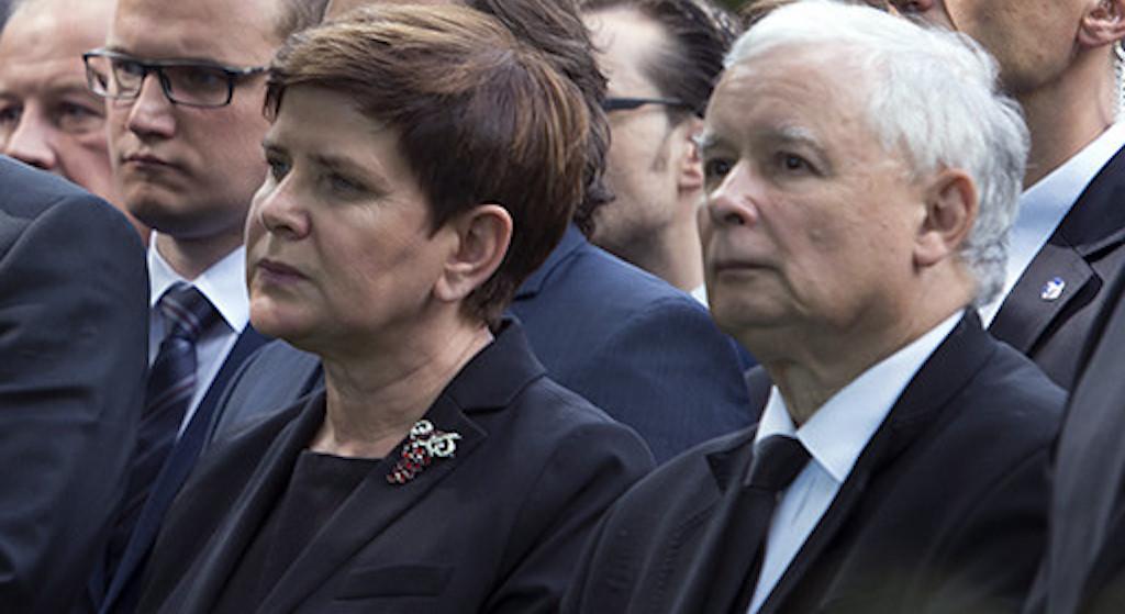 Kaczyński zwołał tajną naradę! Trzęsienie w siedzibie PiS
