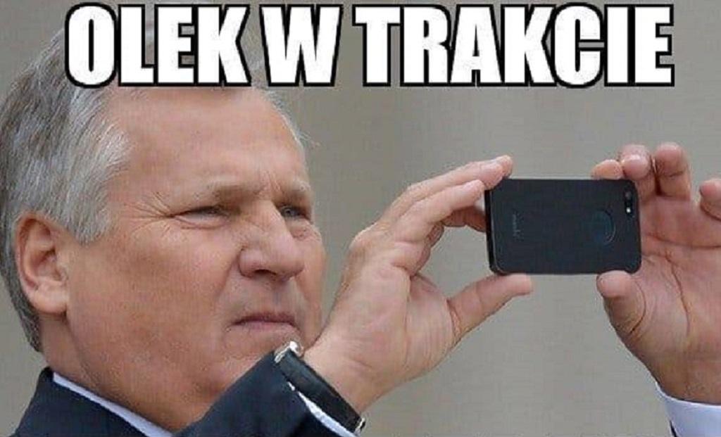 Aleksander Kwaśniewski MEMY