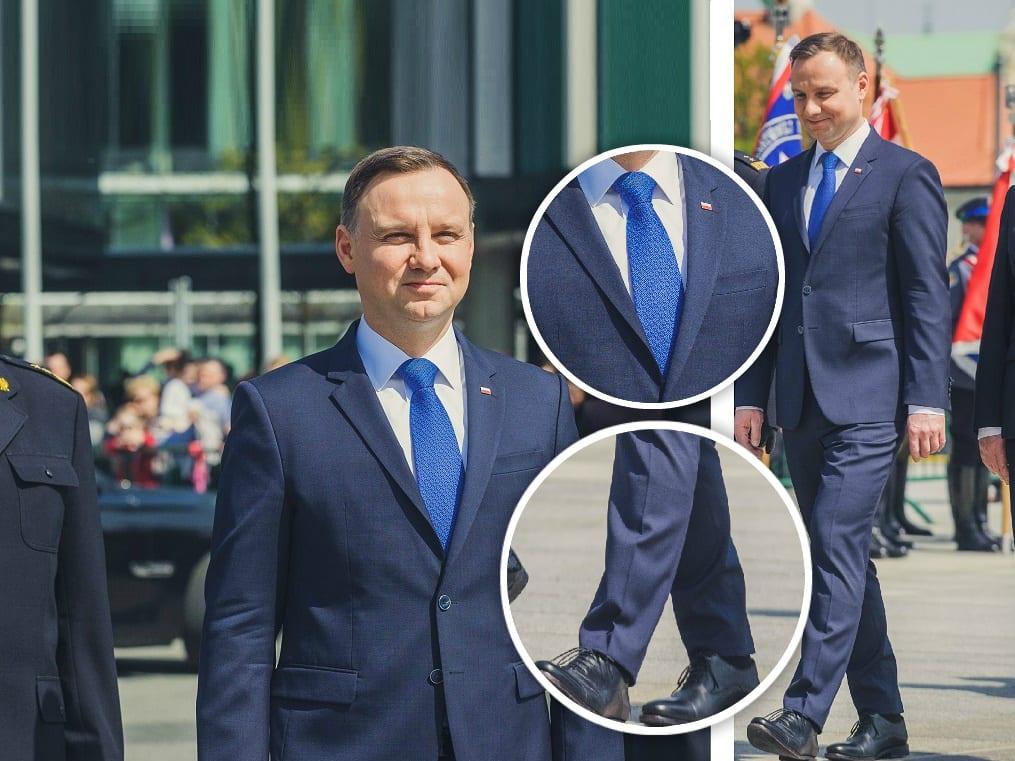 Andrzej Duda został rozszyfrowany! Sekrety wyglądu ...