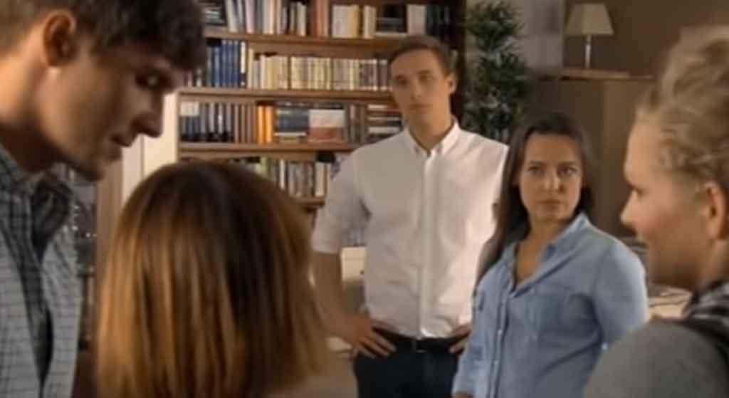 """Zrobił to największej gwiazdorce """"M jak Miłość"""", aktorka nie wytrzymała! """"Podpuścili mnie"""""""