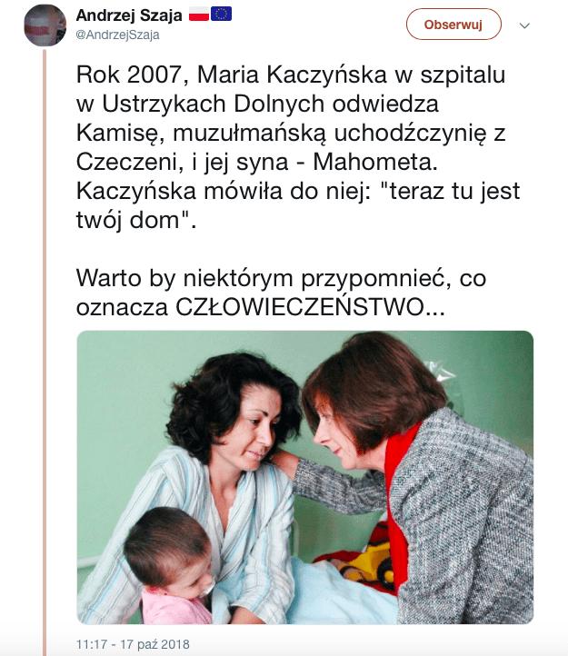 Kaczyńska