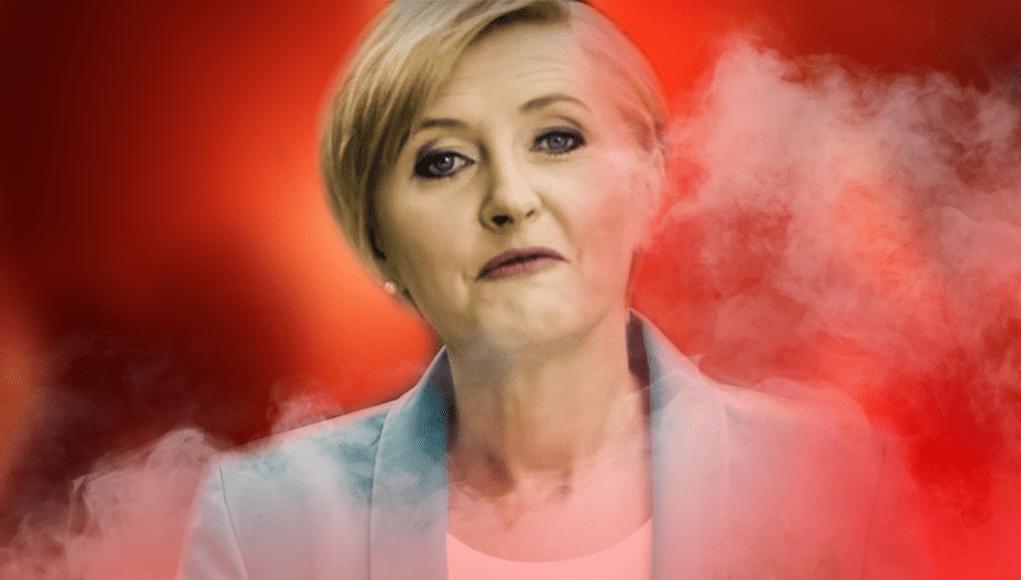 """Agata Duda """"przepadła"""" podczas Marszu Niepodległości. Burza na całą Polskę"""