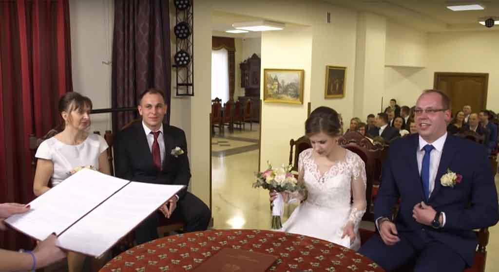 To Się Skończy Tragedią Wielka Afera Wokół ślubu Od Pierwszego
