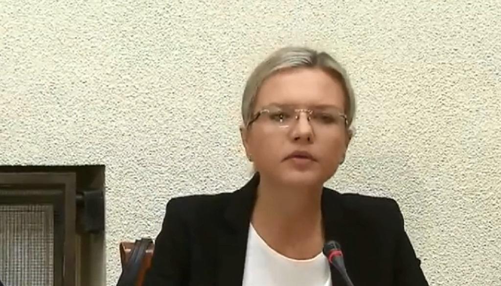 """Adwokat Tuska o przesłuchaniu: """"Rozjeżdża komisję. Aż mi żal Wassermann"""""""