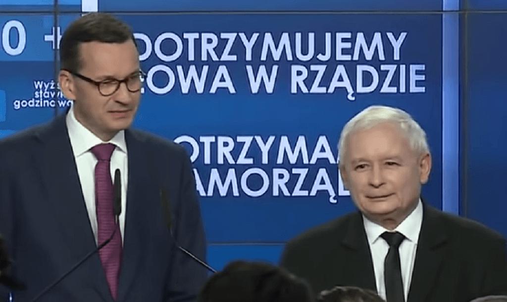 Jarosław Kaczyński zdecydował o losie Mateusza Morawieckiego!
