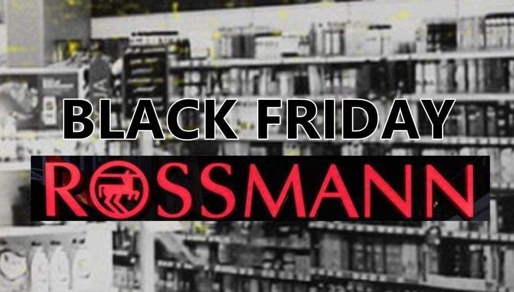 WSTRZĄSAJĄCY Black Friday nadciąga! Wkrótce zakupowe trzęsienie ziemi w Rossmannie