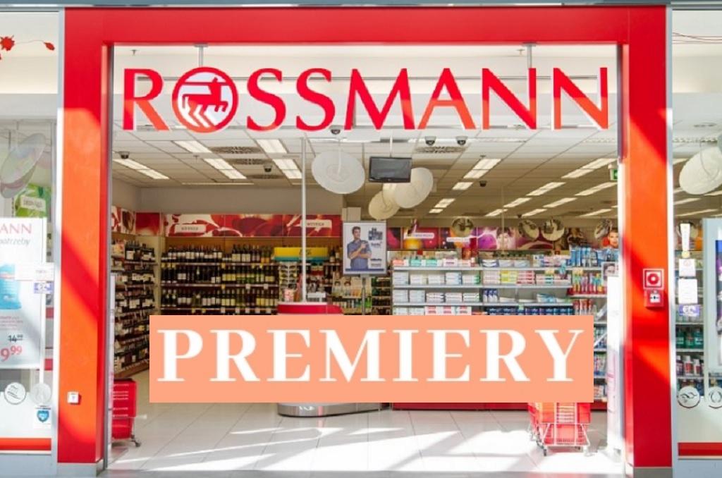 Jutro nadzwyczajne premiery w Rossmannie! W handlową niedzielę na półkach nic nie zostanie