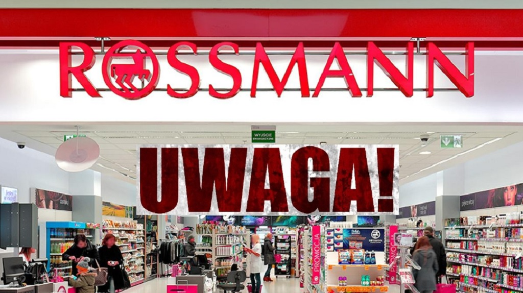 Rossmann Specjalnie W Ostatniej Chwili Zmienił Wszystko