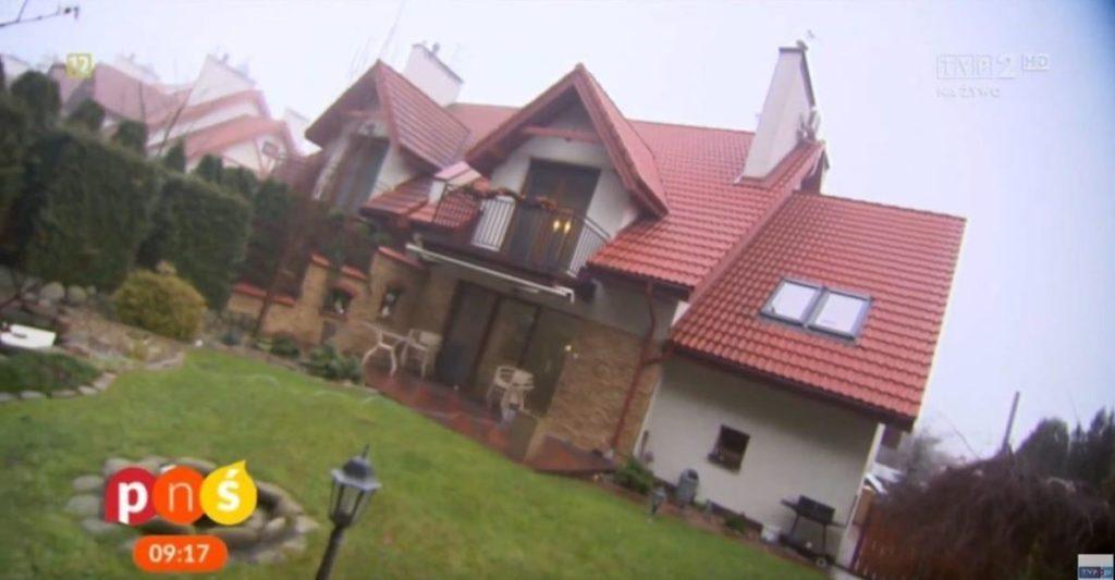 Zenek Martyniuk i jego dom