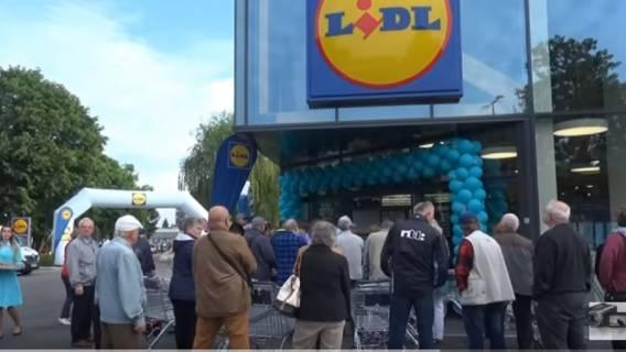 Lidl skompromitował się w Black Friday! Wściekli klienci szturmują sklep