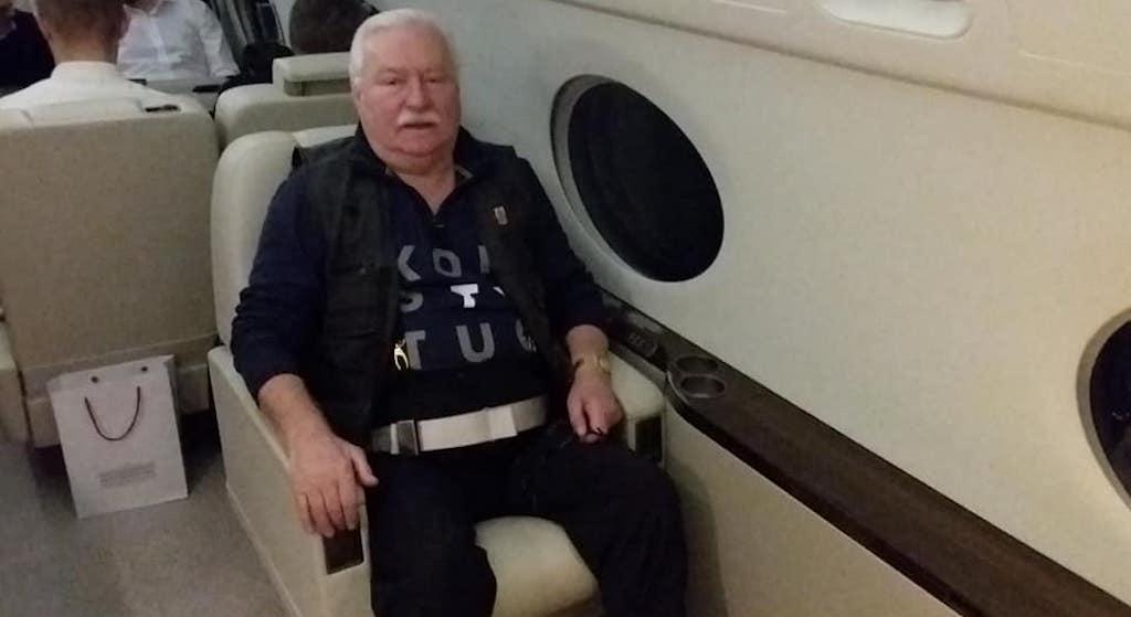 Wałęsa opowiedział WSZYSTKO! Duda poniżony w USA, aż robi się go żal