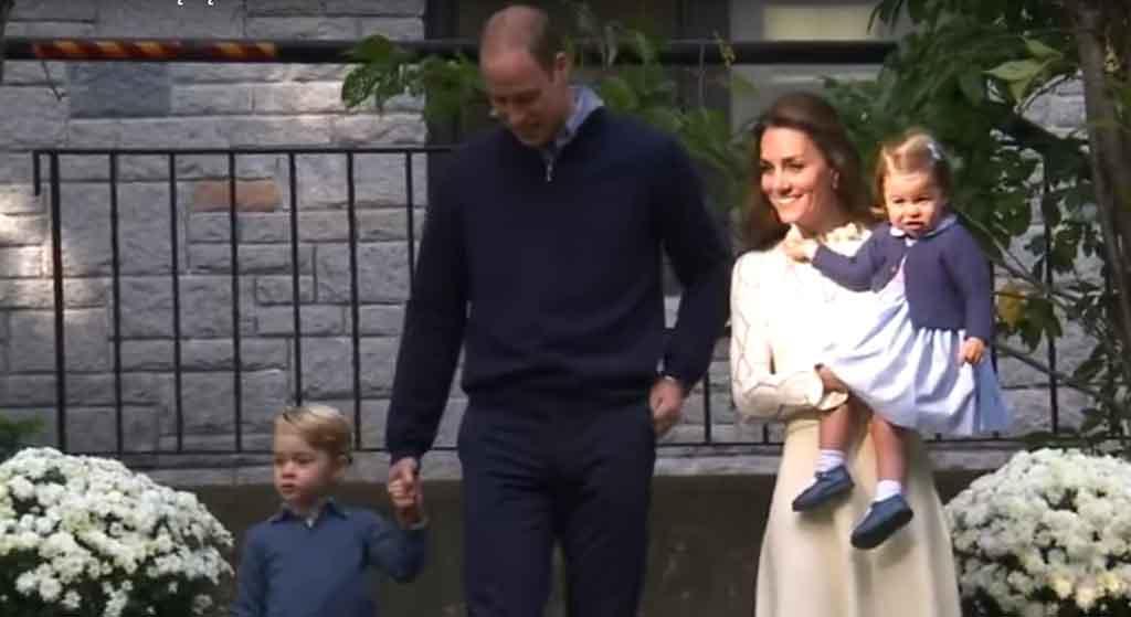 Księżna Kate była zaskoczona. Wielkie wyznanie małego księcia