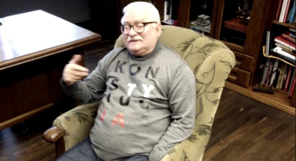 Lech Wałęsa jest w szpitalu! Do sieci wyciekło zdjęcie