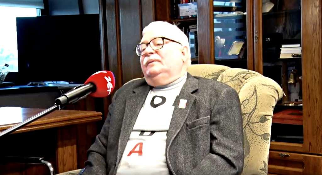 Szokujące słowa Wałęsy o Kaczyńskich! Przewidział śmierć byłego prezydenta