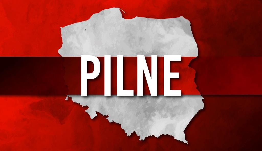 HAŃBA! Wiadomo co właśnie stało się z policjantem, który zablokował Kaczyńskiego