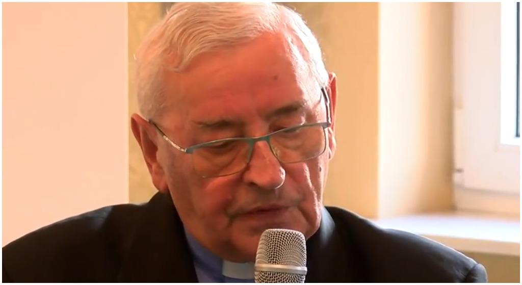 Biskup Pieronek o Kaczyńskim. Nie miał dla niego litości