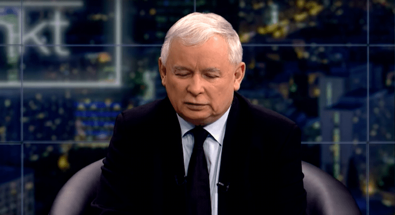 Kaczyński już się z tego nie wytłumaczy. Ta afera może zmienić wszystko